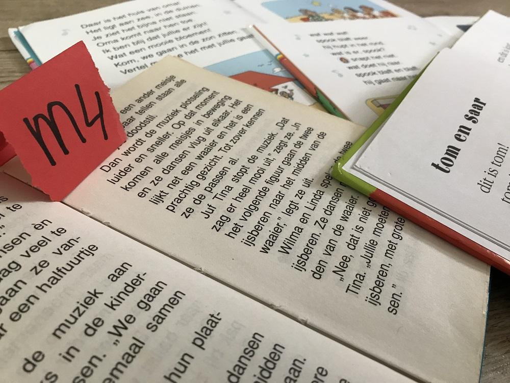 Boeken op M4 niveau